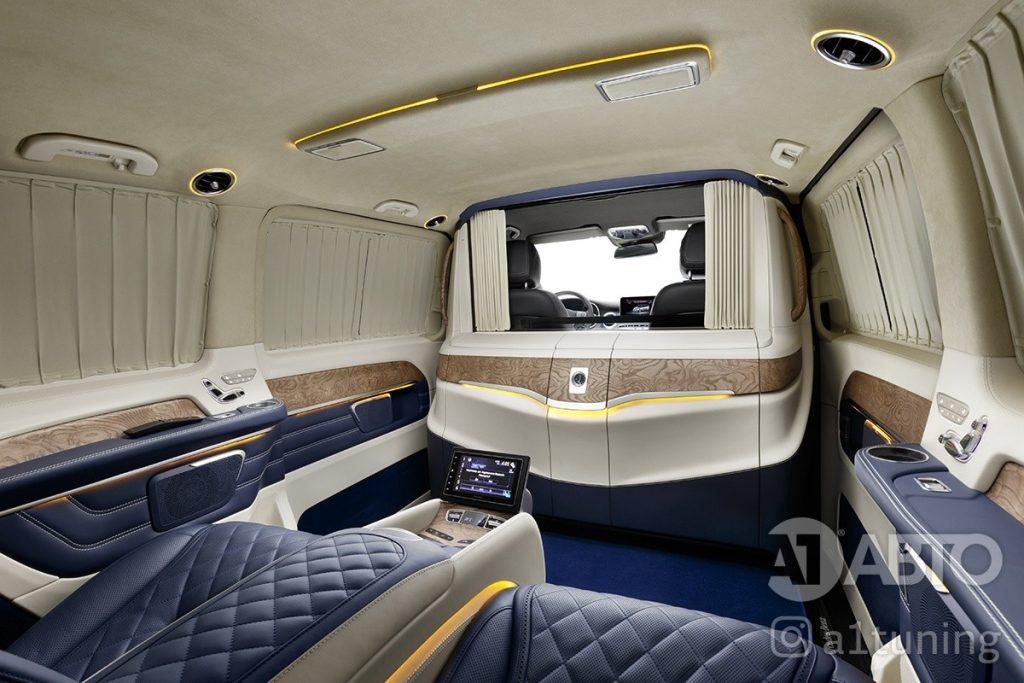Cалон Mercedes Benz Viano VIP. Фото 2, А1 Авто.
