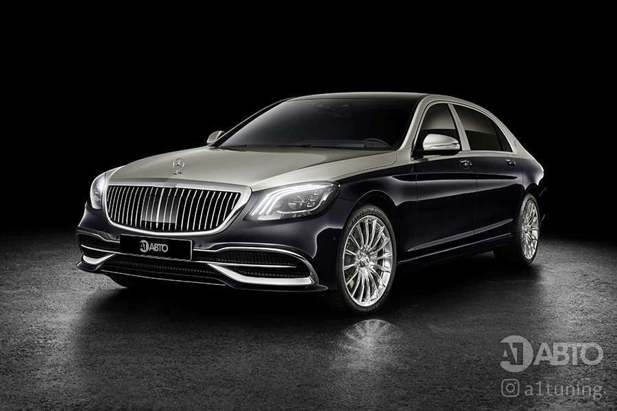 Mercedes-Benz Maybach. А1 Авто
