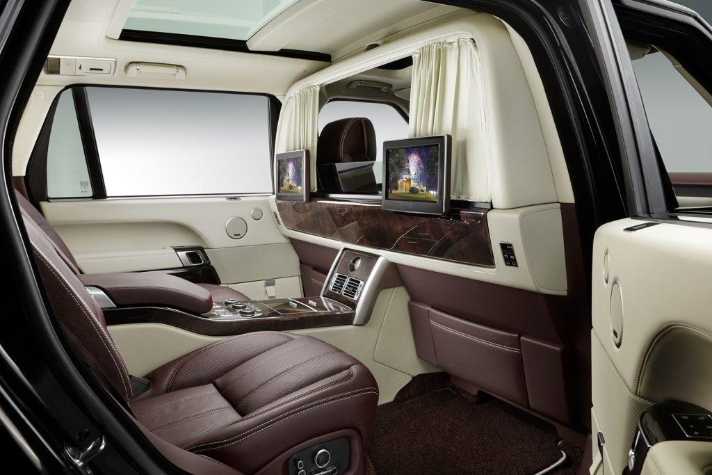 Тюнинг Range Rover. Фото 7, А1 Авто