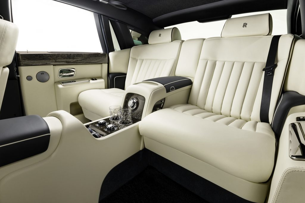 Тюнинг салона Rolls Royce Phantom. Фото 1, А1 Авто