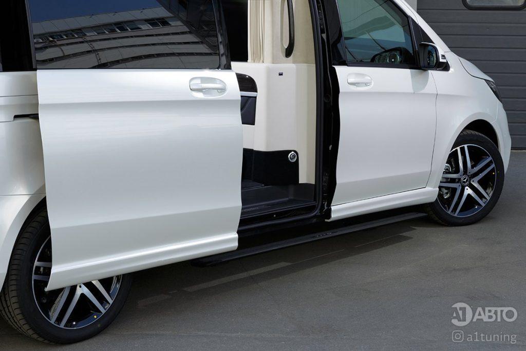Mercedes Benz V-Class Buisness Jet. Фото 1. А1 Авто