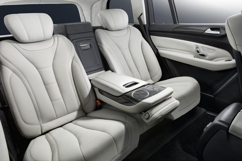 Mercedes Benz GLS Комфортабельные сидения фото 1