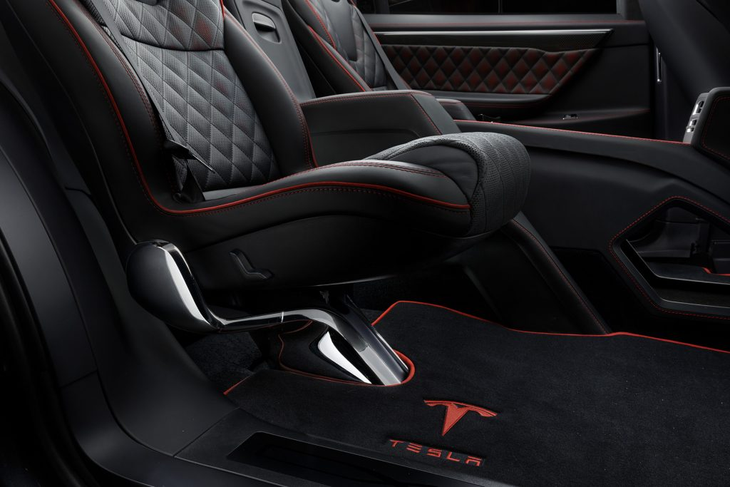 Тюнинг Tesla Model X. Фото 1, А1 Авто