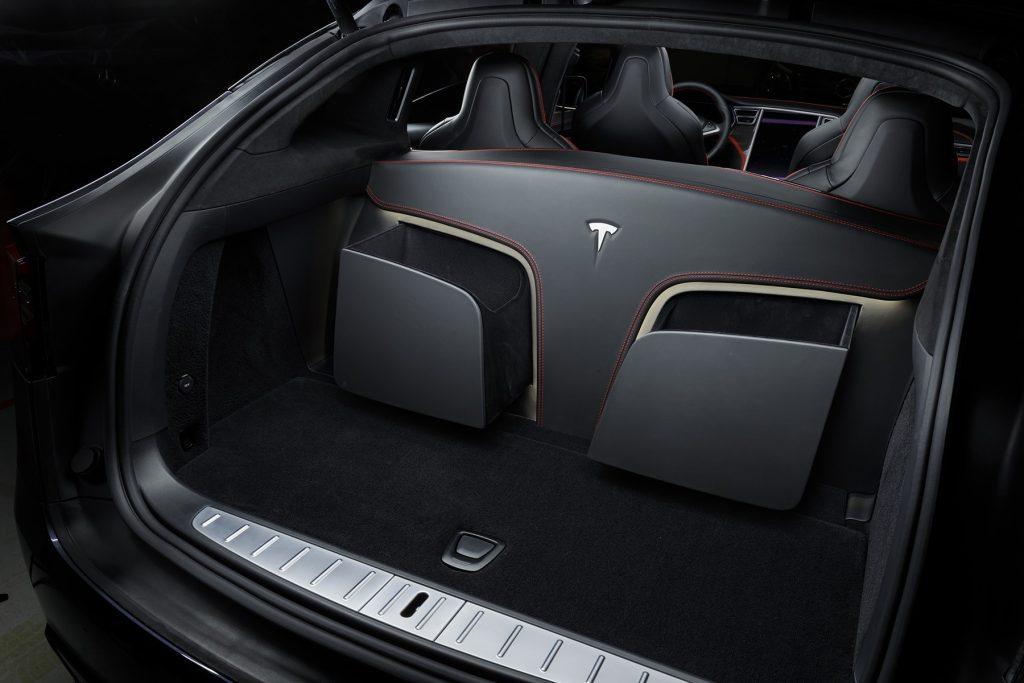 Тюнинг Tesla Model X., A1 Auto