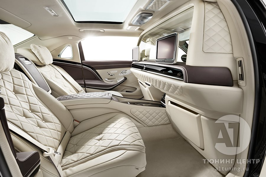 Перегородка Mercedes-Benz Maybach фото 1, А1 Auto