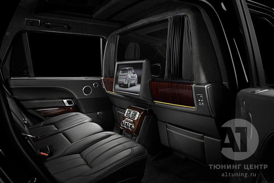 Салон  Range Rover фото 2, А1 Авто
