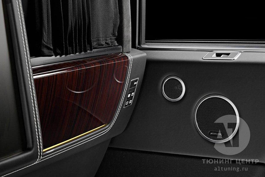 Салон Range Rover. А1 Авто