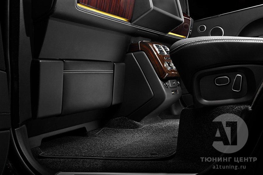 Кожаный салон  Range Rover фото 1, А1 Auto