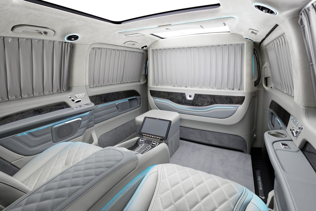 Cалон Mercedes-Benz V-Business Jet фото 2, А1 Авто