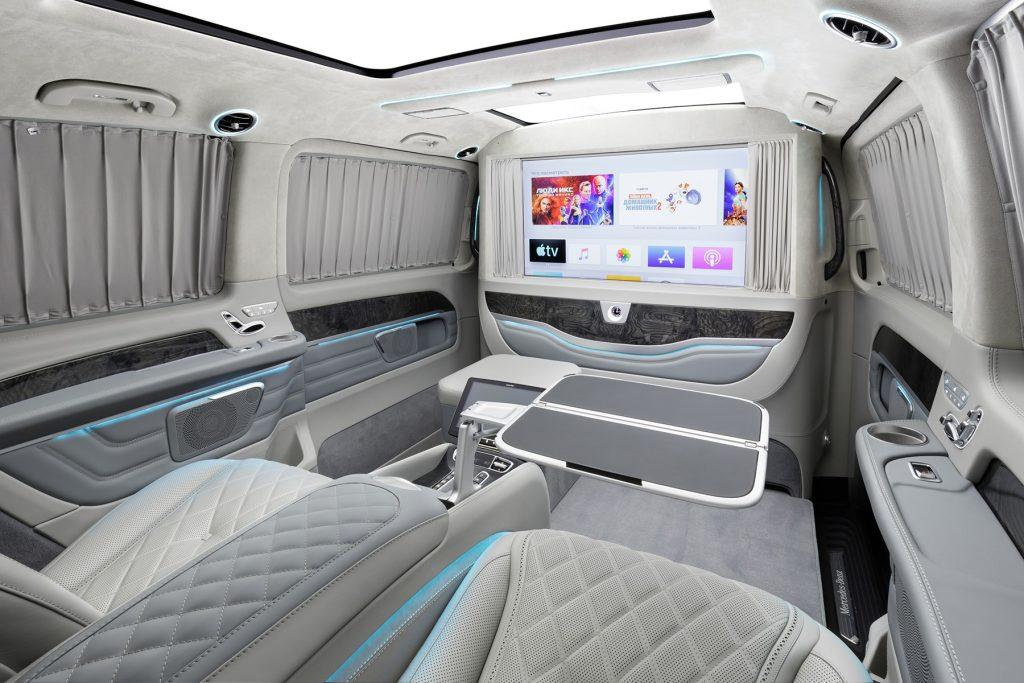 Cалон Mercedes-Benz V-Business Jet фото 1, А1 Авто