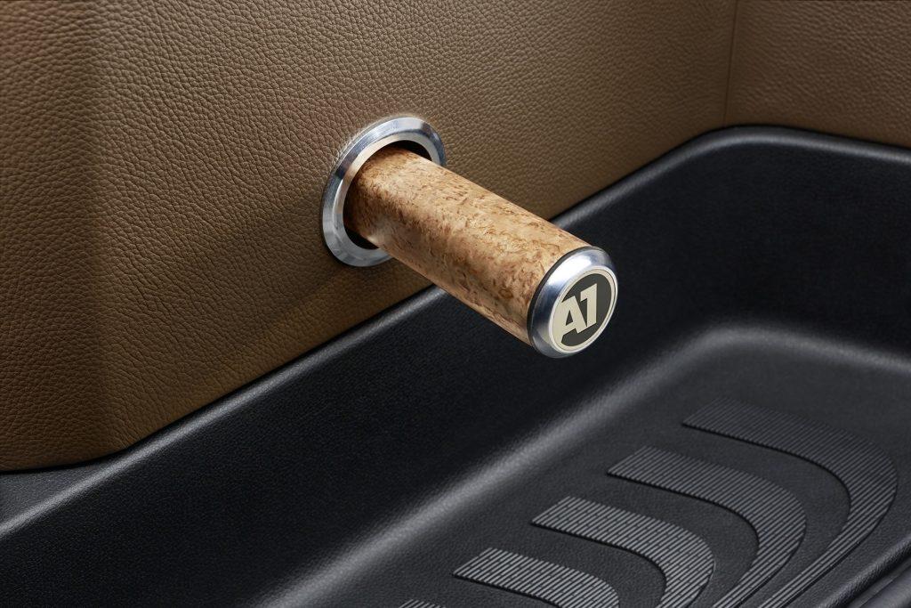 Cалон Mercedes Benz V-VIP. Фото 6, А1 Авто.