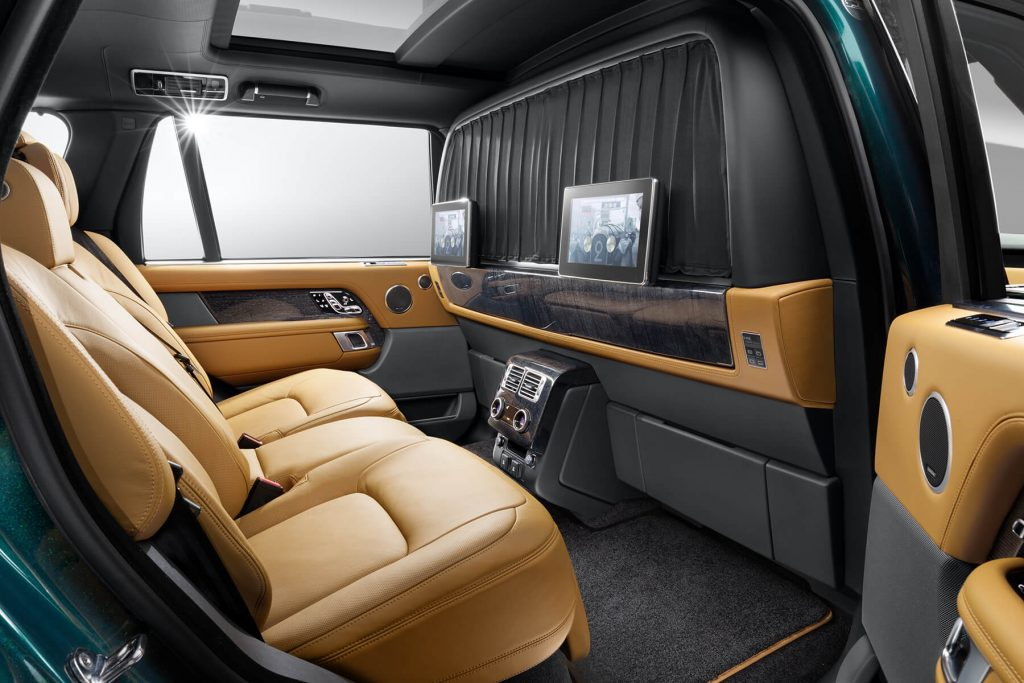 Range Rover Autobiography кожаный салон. А1 Авто