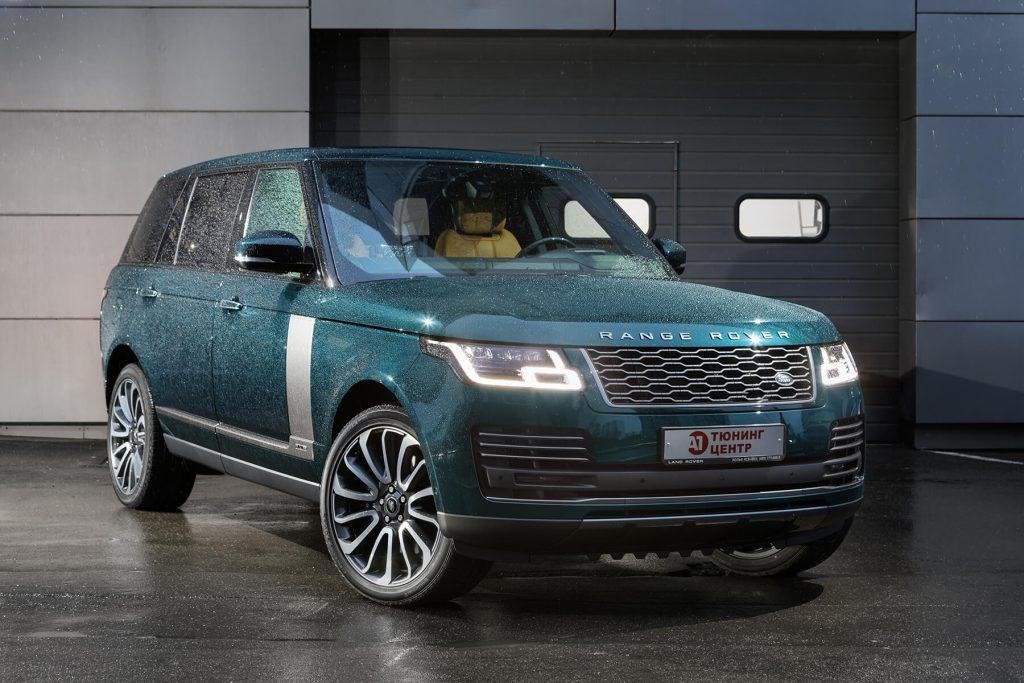 Тюнинг Range Rover Autobiography