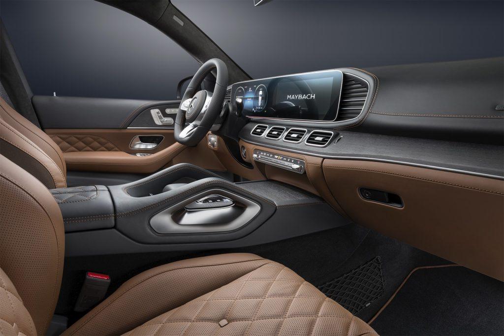 Тюнинг Mercedes-Benz GLS Maybach в Москве. Фото работ