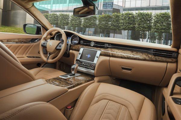 Тюнинг Maserati Levante в Москве
